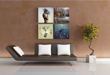 imagewall artwork