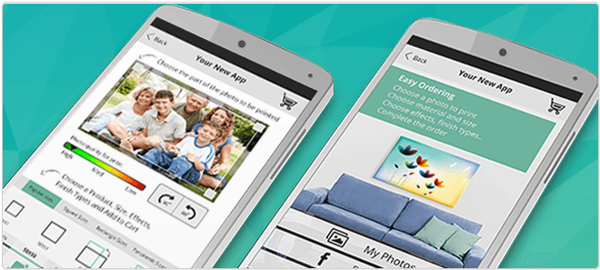 B2CPrint - Announcing new Web-to-Print-Mobile-Application versions
